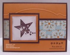 stampin up ideas using sprinkled expressions - Google Search