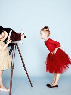 Pequeño y sofisticado. Baby Dior - Invierno 2012.