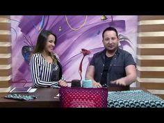 Crochetando com EuroRoma e Marcelo Nunes - Passadeira Trança   Parte 2 - YouTube