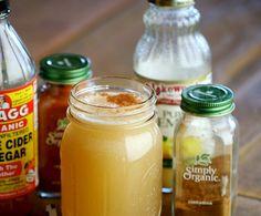 Apple Cider VIneger for detox, digestion, deodorant, skin care, vinaigrette and more