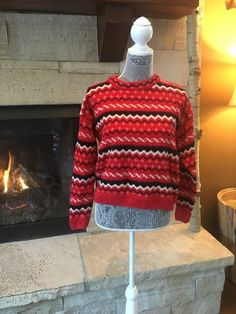 Your place to buy and sell all things handmade Holiday Sweaters, Men Sweater, Abstract, Trending Outfits, Handmade Gifts, Clothes, Vintage, Etsy, Fashion