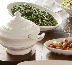 Florence Soup Tureen | Pottery Barn