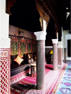 Royal Mansour Hotel in Marrakech Morocco Moroccan Design, Moroccan Decor, Moroccan Style, Indian Style, Moroccan Lounge, Moroccan Colors, Moroccan Room, Moroccan Spices, Ethnic Design
