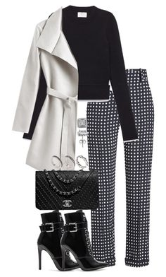 """Untitled #5326"" by theeuropeancloset on Polyvore featuring Haider Ackermann, Danielle Guizio, ASOS and Lord & Taylor"
