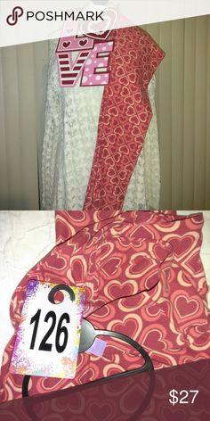 2716ec6aee10 J. Khaki Girls Pink nd White Light Sweater Size M