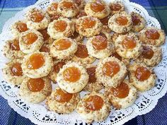 Sweet Cookies, Cake Cookies, Hungarian Recipes, Baking And Pastry, Cake Decorating, Sweet Tooth, Bakery, Good Food, Dinner Recipes