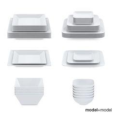 Big fan of square plates