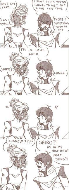 Lance, yo creo que la confusion aqui no es por shiro