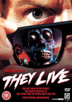 They Live (1988) Sci-fi  John Carpenter's Science Fiction Cult Classic Check out my review https://youtu.be/0cuU4UnF9e4 #TheyLive