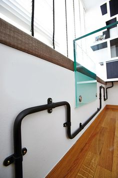 10 Industrial-style homes with exposed pipes and trunking | Home & Decor Singapore