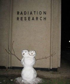 12 Clever and Creative Snowmen | Mental Floss