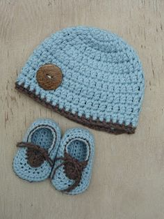 My first love when is comes to crochet is making baby shoes. Happy Baby Crochet actually started as Happy Baby Shoes but then progressed m...