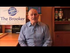 Time, Energy, & Care:  The Brooker - That Gratitude Guy - David George B...