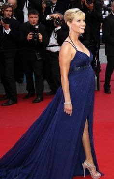 Cannes 2012: Reese Witherspoon (And Bump) Steal the Show - Celebrity Gossip, News & Photos, Movie Reviews, Competitions - Entertainmentwise