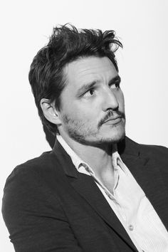 Pedro Pascal. Photography by Randall Mesdon
