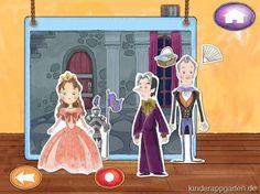 """Disneys """"Sofia die Erste"""" - Kinderbuch App mit Theater-Spiel"""