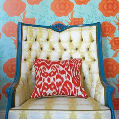 Playful Patterns - Our Favorite Photos of 2014 - Coastal Living