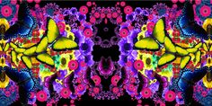 Butterfly Magic Chakra, Glow, Butterfly, Magic, Painting, Animals, Art, Art Background, Animales
