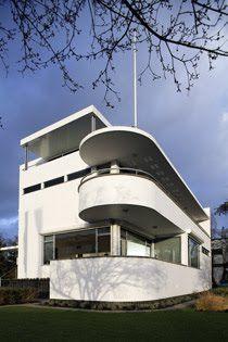 Art Deco Rotterdam Art Moderne Gerrit Willem Baas and Leonard Stokla 1938