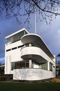 Rotterdam Art Moderne  Gerrit Willem Baas and Leonard Stokla, 1938. @Deidra Brocké Wallace