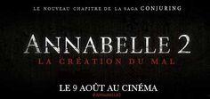 Annabelle 2 : La création du Mal, une bande-annonce officielle en vost. Un film de David F. Sandberg avec Miranda Otto, Anthony LaPaglia. elle est de retour