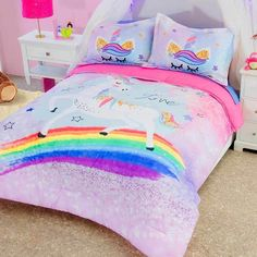 """Outstanding """"bunk bed ideas for small rooms"""" info is offered on our web pages. Take a look and you wont be sorry you did. Cheap Bunk Beds, Bunk Beds Small Room, Wooden Bunk Beds, Bunk Beds With Stairs, Kids Bunk Beds, Small Rooms, Unicorn Room Decor, Unicorn Bedroom, Trendy Bedroom"""