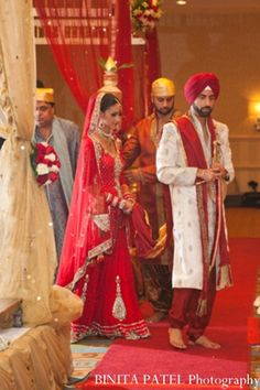 sikh indian wedding http://maharaniweddings.com/gallery/photo/9078