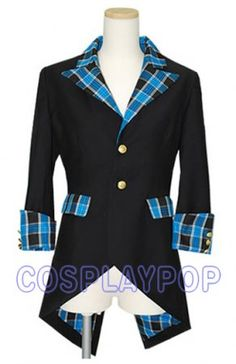 Black Butler Ciel Phantomhive Costume for Cosplay