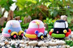 Crochet cars #amigurumi