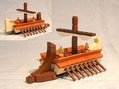 LokosuperfluoLEGOman made this great trireme for a Thermopylai diorama . Lego Spaceship, Lego Robot, Lego Age, Legos, Lego Creator Sets, Lego Creative, Lego Sculptures, Micro Lego, Lego Ship