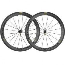 Mavic Cosmic Carbone 40 Elite Black Wheelset 2016 - www.store-bike.com