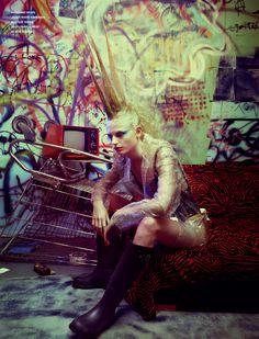 Art + Commerce - Artists - Stylists - Alastair McKimm - i-D