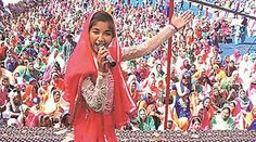 At a time when the flogging of Dalit youths in Una has triggered protests, Ginni Mahi, 17 years old, is raising her voice and asserting her identity in songs that are finding resonance across the country.