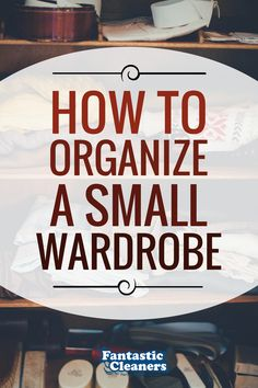 The struggle is real so here is how to organise a small wardrobe. Read the helpful organisational hacks to help you save the day, or in this case, the space