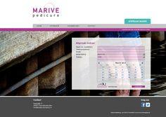 Binnenkort gaat de website van Pedicure Marive live. Hier nu vast een voorproefje.