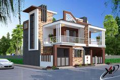 House Exterior Ideas Philippines 51 Ideas For 2019 Village House Design, Kerala House Design, Bungalow House Design, House Front Design, Cool House Designs, Modern House Design, Duplex House Plans, Craftsman House Plans, New House Plans