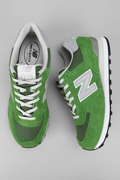 New Balance 574 Sneaker Bright Green