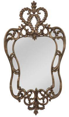 """Edward III Inspired Mirror 45""""x24""""x2"""""""