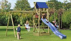 Klettergerüst Mit Sandkasten : Kinderspielturm m. schaukel klettergerüst und sandkasten hoq