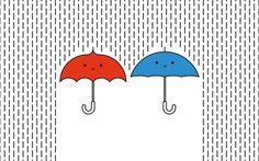 The blue umbrella pixar short