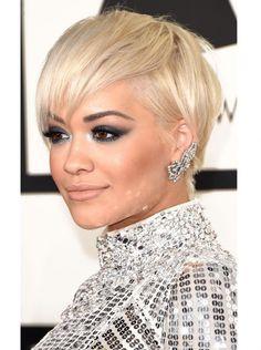 Krótkie fryzury 2015 - dłuższe pixie. Ten trend robi furorę! - Strona 2
