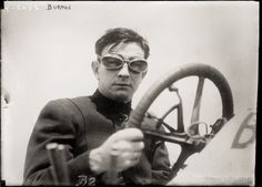 Bob Burman, Race Car Driver