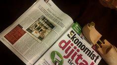 Ekonomist Dergisi Son Sayısında Markamıza Yer verdi