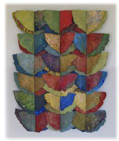 Priscilla Robinson: handmade paper