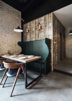 Photo by WJ Photography. #restaurantdesign