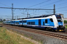 "CD ""Inter Panter"" 660.105-8 @ Praha-Libeň | De vijfdelige ve… | Flickr Juni, Train, Strollers"