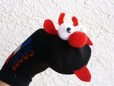 Maňásek ponožkáček č.427