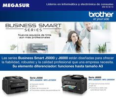 Calidad Profesional con Brother Business Smart Series J5000 y J6000