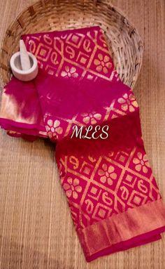 Drape Sarees, Soft Silk Sarees, Work Sarees, Chiffon Saree, Chiffon Fabric, Cotton Saree, Silk Organza, Simple Saree Designs, Simple Sarees