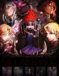 Dark Shadow Warriors - Sailor Moon